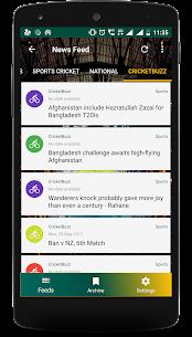 Live Cricket Score 2018 – schedule & Cricket NEWS 5