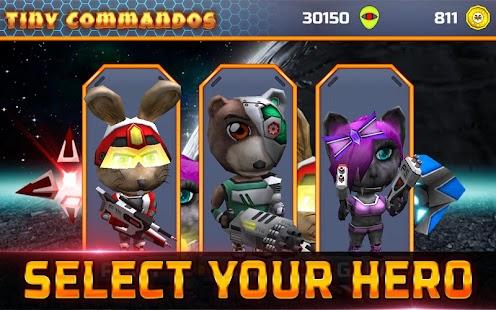 Tiny Commandos - náhled