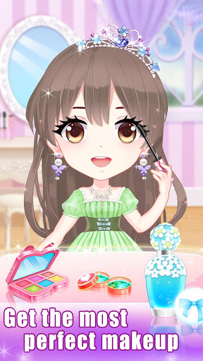 ud83dudc78ud83dudc9dAnime Princess Makeup - Beauty in Fairytale apkpoly screenshots 17