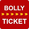 Bolly Ticket: Movies App icon