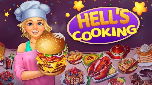 Hellu2019s Cooking u2014 crazy chef burger, kitchen fever screenshots 4