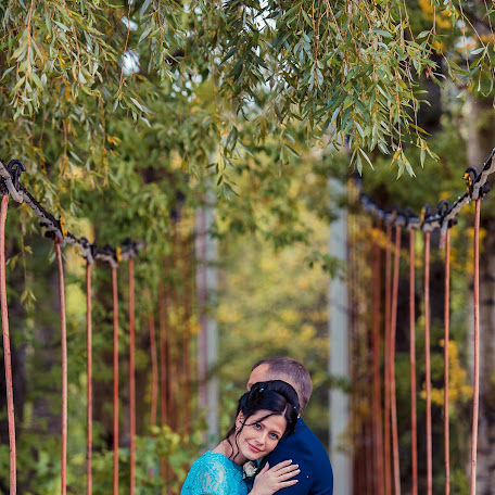 Wedding photographer Margarita Rubcova (margorubtsova). Photo of 16.10.2017