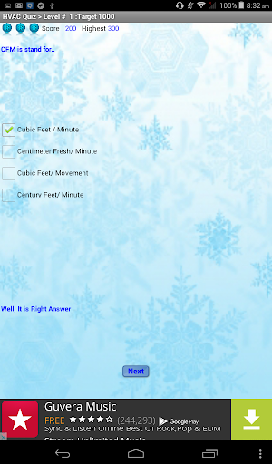 HVAC Quiz modavailable screenshots 7