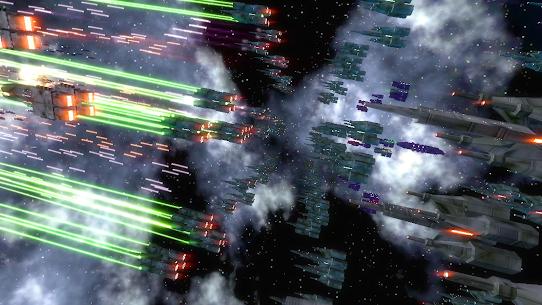 Celestial Fleet [formation battle] 5