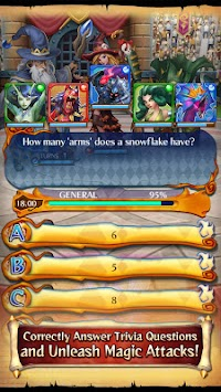 Trivia Saga apk screenshot