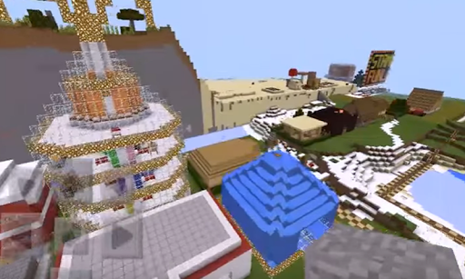 Stampys Lovely World MPCE Map APK download | APKPure.co