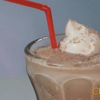 Iced Hot Chocolate.