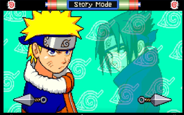 Naruto Ninja Council Game