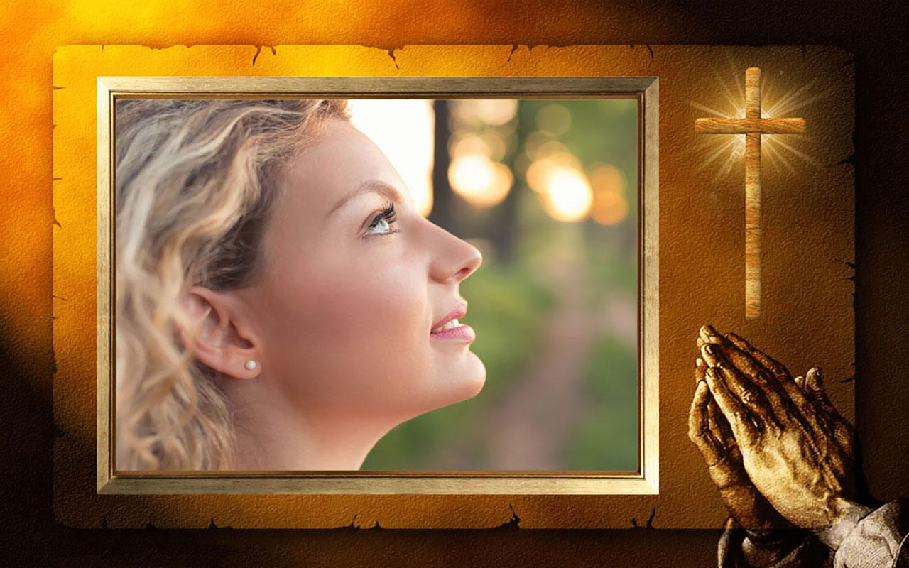 free christian picture frames screenshot