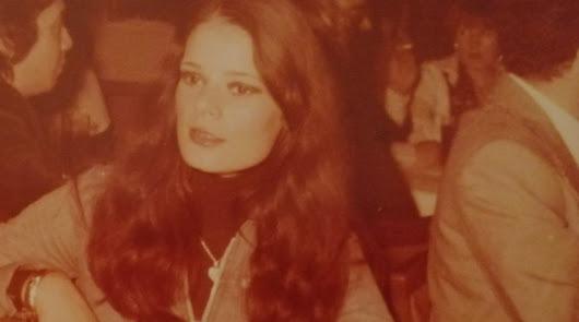 Resurreción Pérez, con 30 años en 1980 en el Hotel Ritz de Barcelona