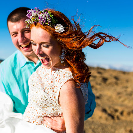 Wedding photographer Isidro Cabrera (Isidrocabrera). Photo of 13.12.2017