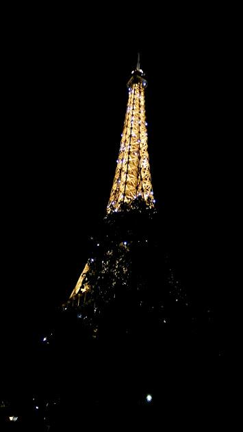 La tour Eiffel | A Shiny Life
