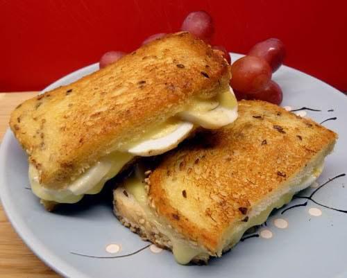Easter Egg Sandwich