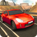 Highway Rally: Fast Car Racing icon
