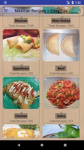 Mexican Recipes ~ Easy Casserole, Vegan Recipes 2.0 screenshots 1