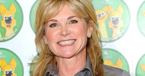 Anthea Turner still 'loves' cheating ex Grant Bovey