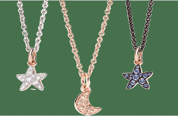 Collane Oro Argento Diamanti