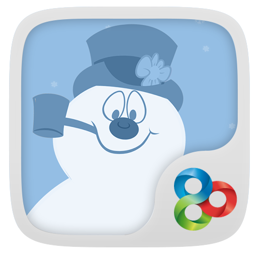 Frosty The Snowman GO Launcher