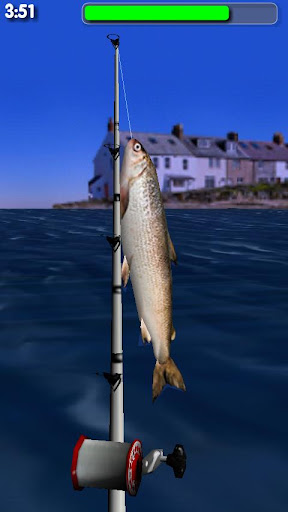 Télécharger Big Sport Fishing 3D Lite apk mod screenshots 3