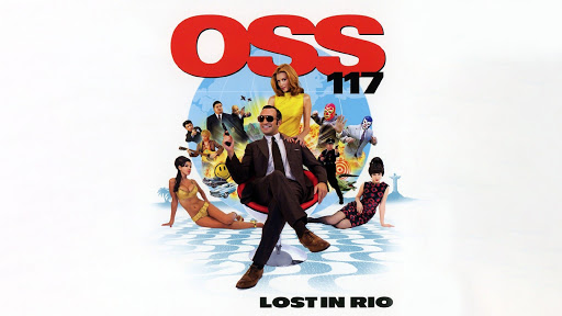 Oss 117 Cairo Nest Of Spies Youtube