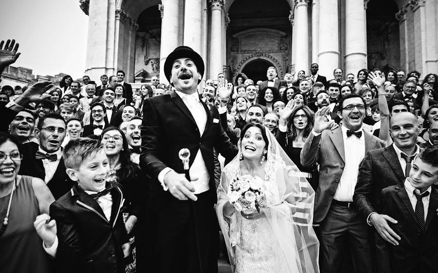 Huwelijksfotograaf Carmelo Ucchino (carmeloucchino). Foto van 16.01.2017