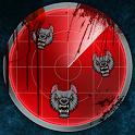 Werewolf radar simulator icon