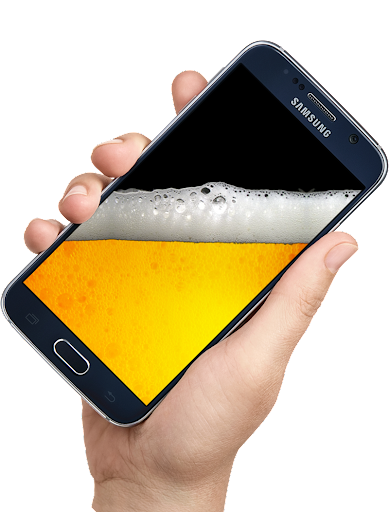 電話でのビール