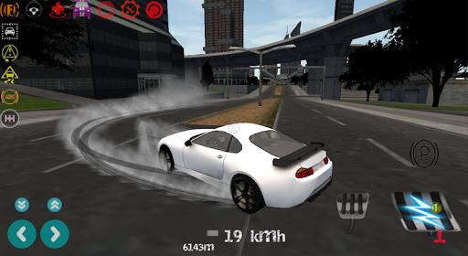 Street Car Drive Simulator 3D