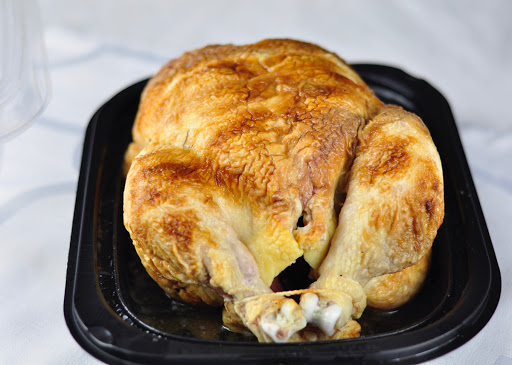 rotisserie chicken