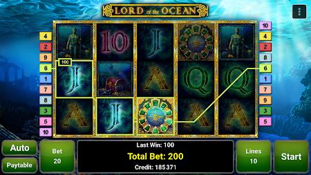 Lord of the Ocean™ Slot 1.1 screenshot 1095687
