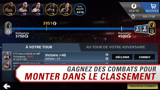 EA SPORTS™ UFC®  captures d'écran 2