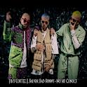 Jhay Cortez,J.Balvin,Bad Bunny-No Me Conoce(Remix) icon