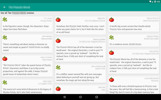 Movie & TV Listings – Recommendations & Reviews v1.9 screenshots 10