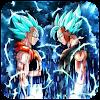 Dragon DBS Goku Vegeta wallpaper