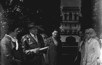 Photo: Wilanów wycieczka Konstanty Sielepin, Bibiana Wyrwa