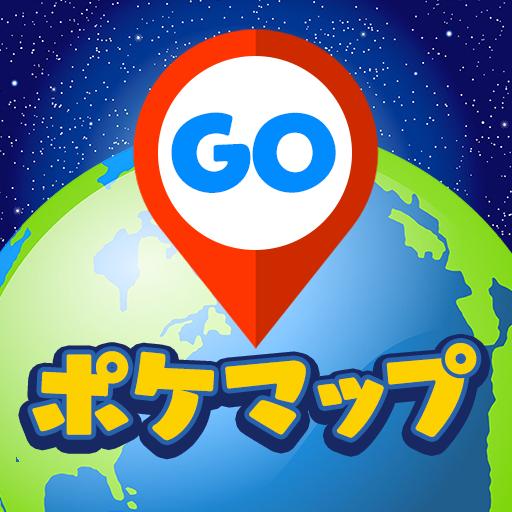 全国ポケマップ掲示板アプリ for ポケモンGO 娛樂 App LOGO-硬是要APP