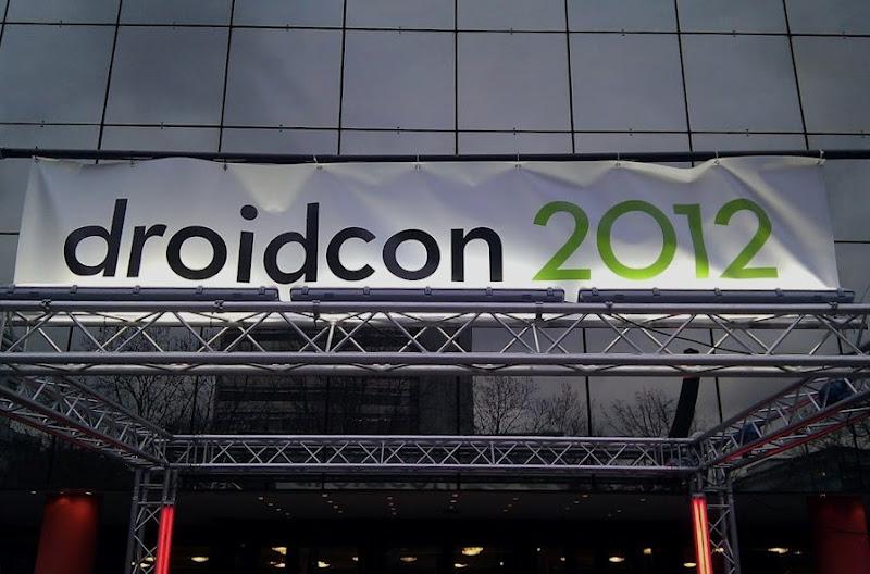 Photo: droidcon 2012