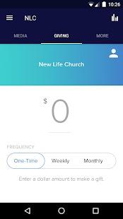 New Life Church LH - náhled
