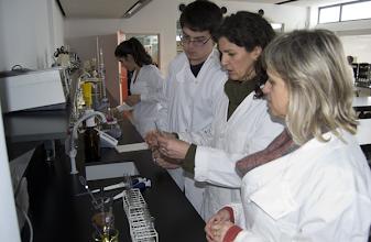 Photo: Laboratório de Química