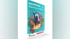 Imagen de la Agenda escolar 2021/2022 de La Voz de Almería.