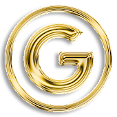 Gold Luxury - icon pack to galaxy htc or any phone