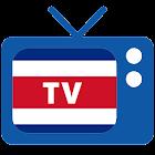 Tica Tv – iptv costa rica – television digital icon