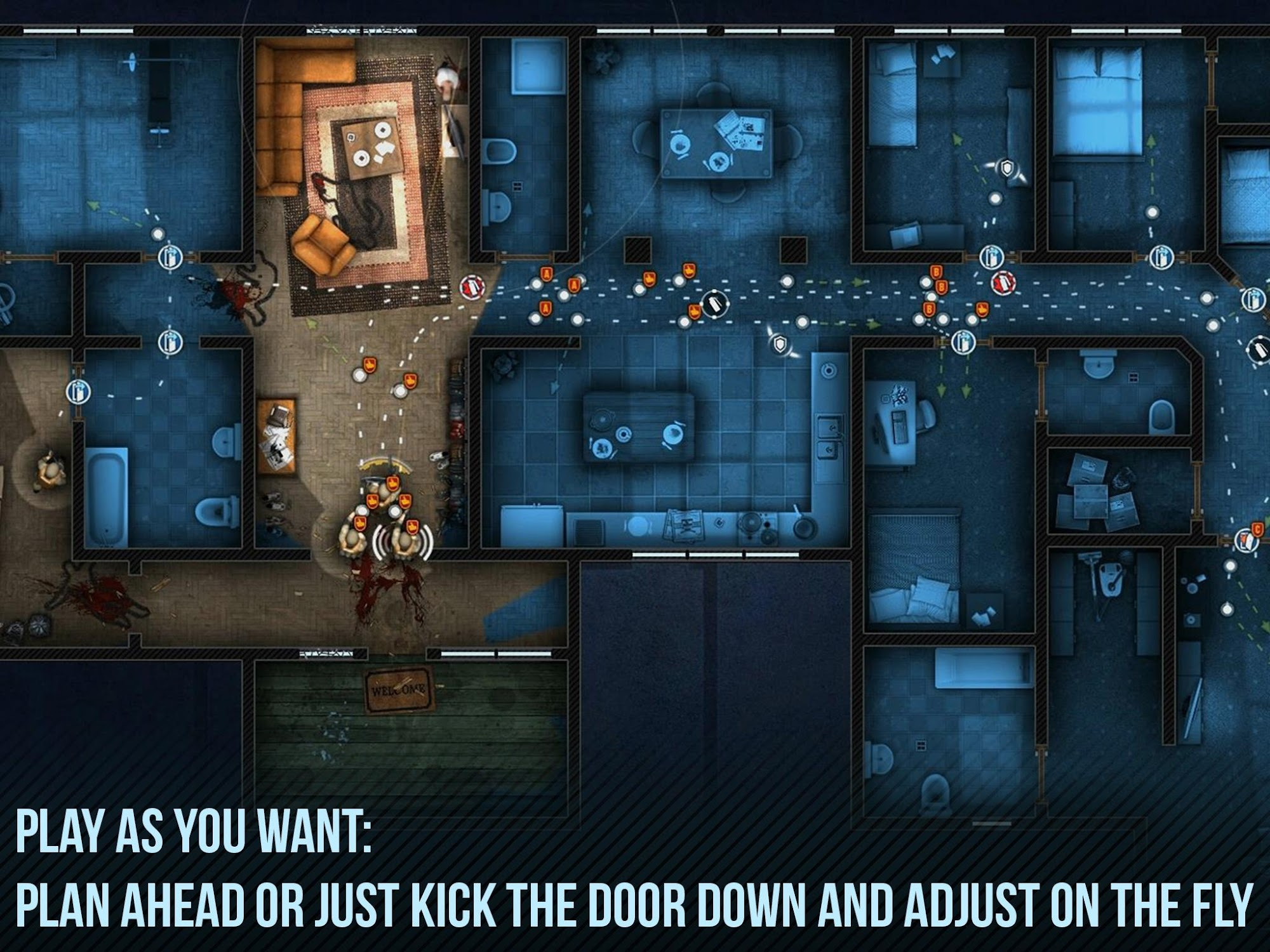 Door Kickers screenshot #5
