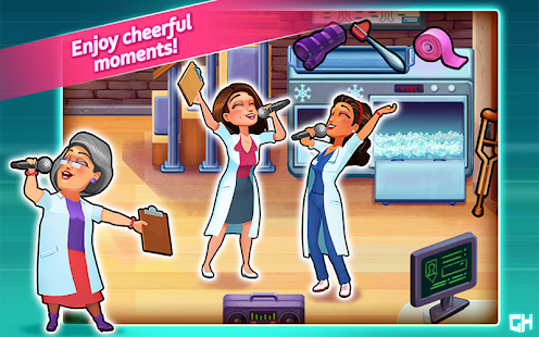 Heart's Medicine Hospital Game- screenshot thumbnail