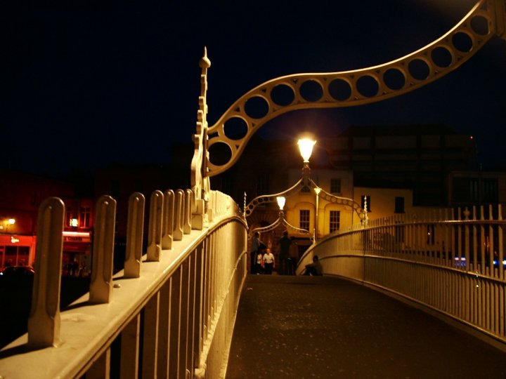 dublin the bridge di barbaresi