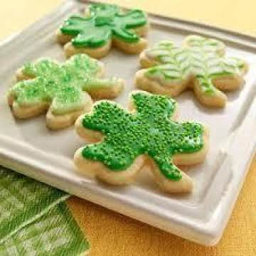 Frosted Cut Out Cookies-  Perfect Every Time!