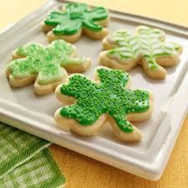 Frosted Cut Out Cookies-  Perfect Every Time! Recipe