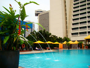 Photo: 016-Le Marina Mandarin à Singapour