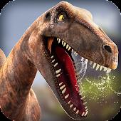 Jurassic Dino Park World Race