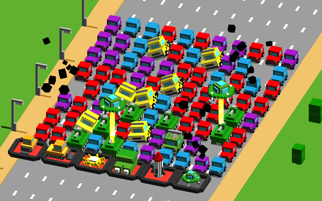 Smashy Traffic- screenshot